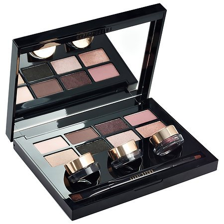 Bobbi Brown Luxe Eye Edition Shadow & Long Wear Gel Eyeliner Palette