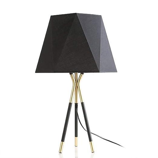 Uexfy Bonita lámpara de Mesa Lámpara de Mesa American Simple ...