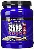 Weider MEGA MASS, Clean Anabolic Mass Gainer Formula, Creamy Vanilla,...