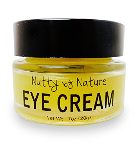 Nutty By Nature Under Eye Cream - 100% Natural