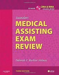 Saunders Medical Assisting Exam Review, 3e
