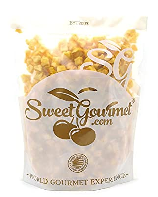 SweetGourmet Diced Dried Apples- 1/2 inch (Dry Fruit Apples) - 10oz