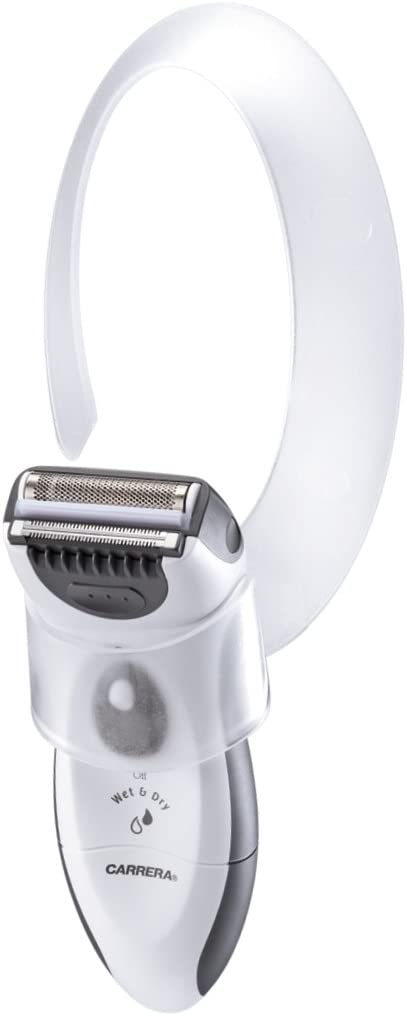 Carrera CRR ICE-212 - Afeitadora eléctrica para mujer, color ...