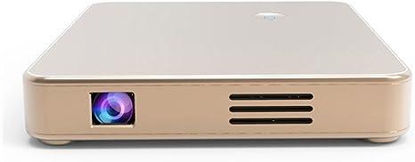 Ultra Mini Proyector, MDI M1 DLP Entretenimiento en casa proyector ...