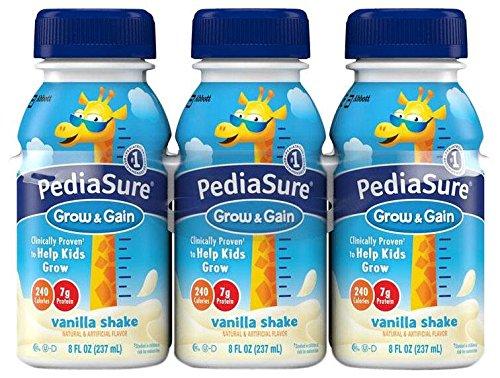 Pediasure Shake-Vanilla-8 Ounces-24 Pack