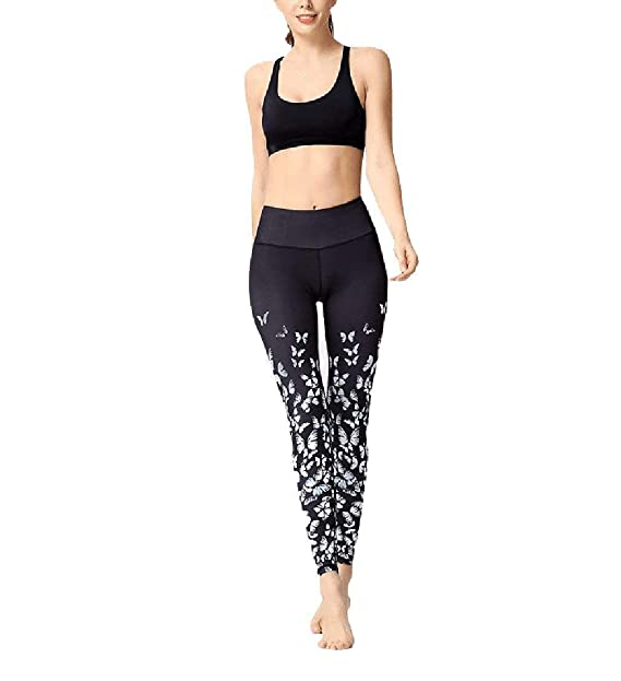 Huixin Pantalones De Jogging para Mujer Pantalones Estampado ...