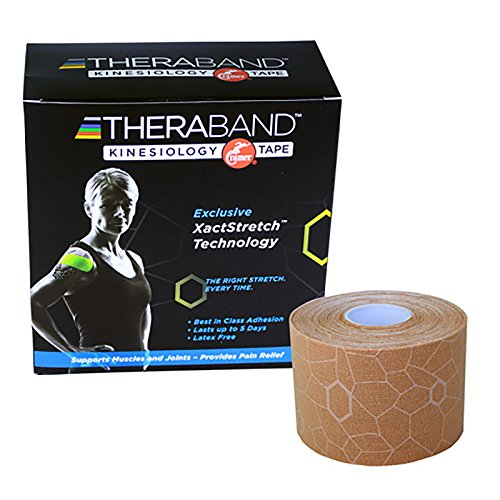 Theraband Kinesiology Tape Standard Print