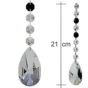 Swarovski Kristall Kette 210mm Lang Zum Aufhangen Als Wohn Deko
