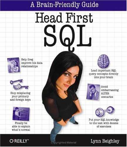 Head First SQL: Your Brain on SQL -- A Learner's Guide by imusti