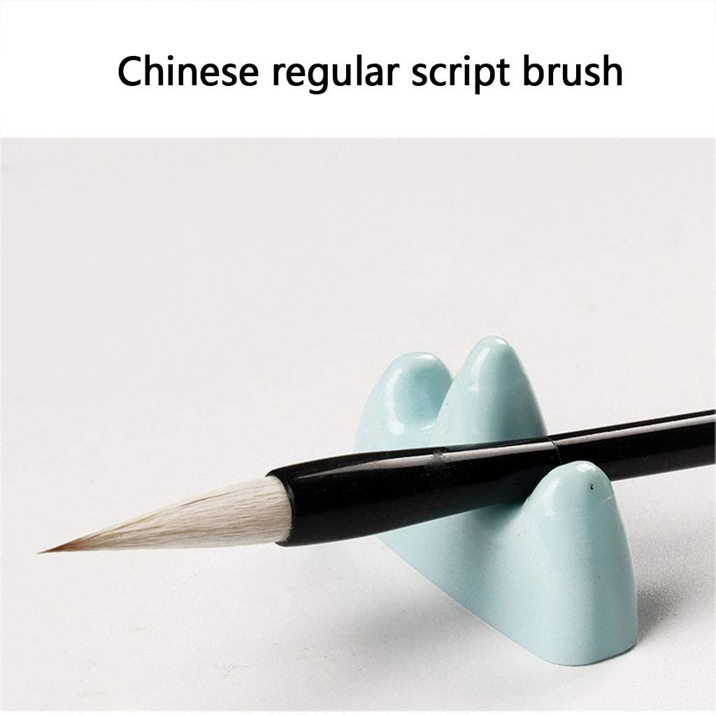 wgo Reusable washcloth Set for Adults and Children Chinese Calligraphy Brush Beginners Writing Practice Sumi Brush Pen Writing Set