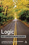 Logic, Goldstein, Laurence and Brennan, Andrew, 082647408X