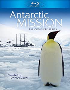 Antarctic Mission: Islands at the Edge [Blu-ray]