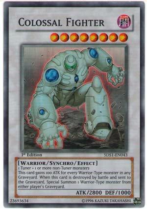 warrior starter deck - 6