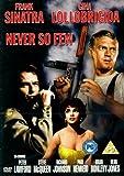 Never So Few [DVD) [1959]