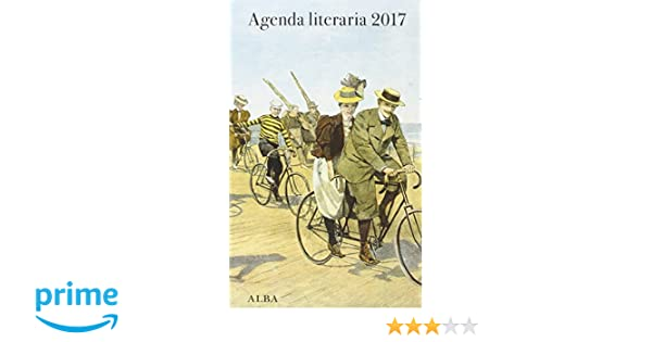 Alba Editorial Literaria - Agenda 2017 (Papelería)