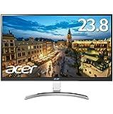 Acer モニター ディスプレイ RC241YUsmidpx (23.8インチ/IPS/非光沢/QHD/DVI-D(Dual Link対応)・HDMI・DisplayPort)