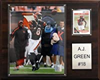 NFL A.J. Green Cincinnati Bengals Player Plaque
