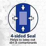 All Health Antibacterial Sheer Adhesive Pad