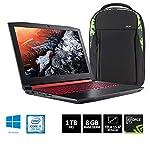 """Notebook Gamer Acer Aspire Nitro AN515-51-77FH Intel Core i7 8GB RAM 1TB de HD 15.6"""" Full HD GeForce GTX 10504 GB..."""
