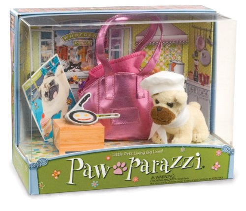 Noodlehead Pawparazzi Pets Woofgang The Celebrity Chef (Pawparazzi Purse)