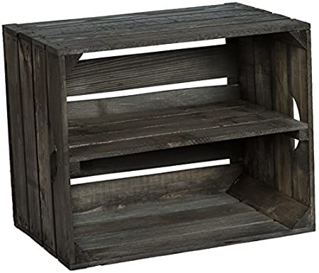 Solid Shoe Book Storage Crate Made From Fruit And Wine Crates Dimensions