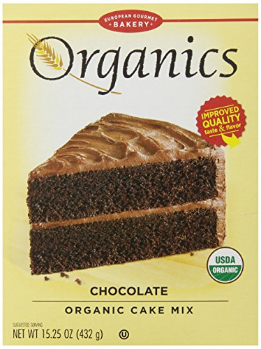 Dr. Oetker, Organic Chocolate Cake Mix, 15.25 (Chocolate Organic Cake)
