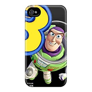 Shock-Absorbing Hard Phone Covers For Iphone 6plus With Allow Personal Design High-definition Toy Story 3 Skin JasonPelletier