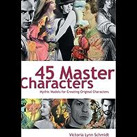 45 Master Characters (English Edition)