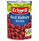 Edgells Red Kidney Beans Can Food 420 g, 420 g