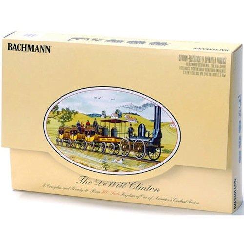 (Bachmann Trains The DeWitt Clinton Ready-to-Run HO Train Set)