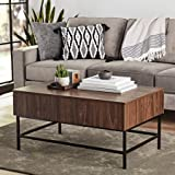 Mainstays Sumpter Park Coffee Table (Canyon Walnut)
