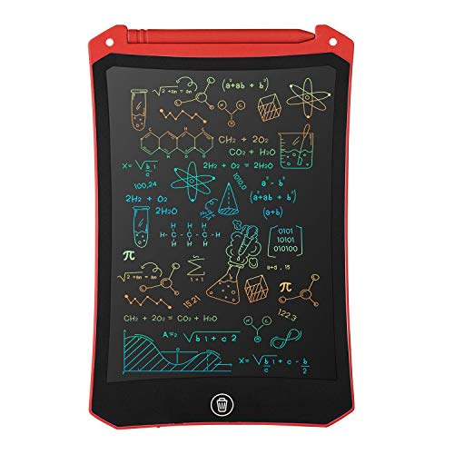 LCD Writing Tablet, Electronic Digital Writing &Colorful Screen Doodle Board, cimetech 8.5-Inch Handwriting Paper…