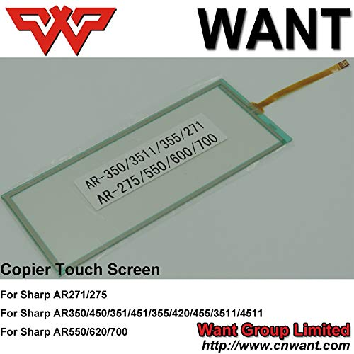 Printer Parts Copier Parts AR351 AR451 Copier Touch Panel Touch Screen for Sharp photocopier Parts