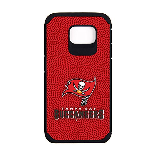 - NFL Tampa Bay Buccaneers Football Pebble Grain Feel Samsung Galaxy S6 Case, Team Color