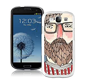 Cute Samsung Galaxy S3 Case Durable Soft Silicone TPU Charlie Cell Phone Case Cover