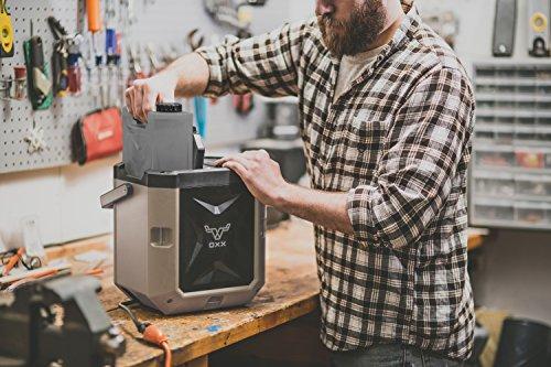 OXX COFFEEBOXX Job Site Single Serve Coffee Maker, Desert Tan by Oxx Inc (Image #4)