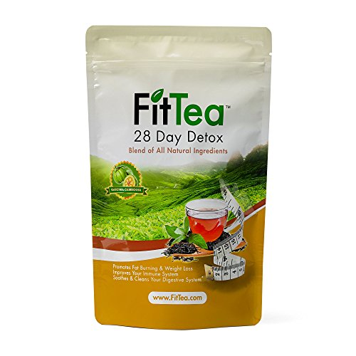 Fit Tea 28 Day Detox - Buy Online In UAE.