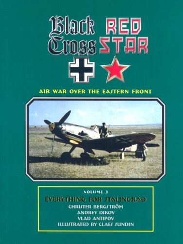 Black Cross Red Star: The Air War Over The Eastern Front Volume 3