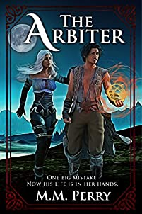 The Arbiter by M. M. Perry ebook deal