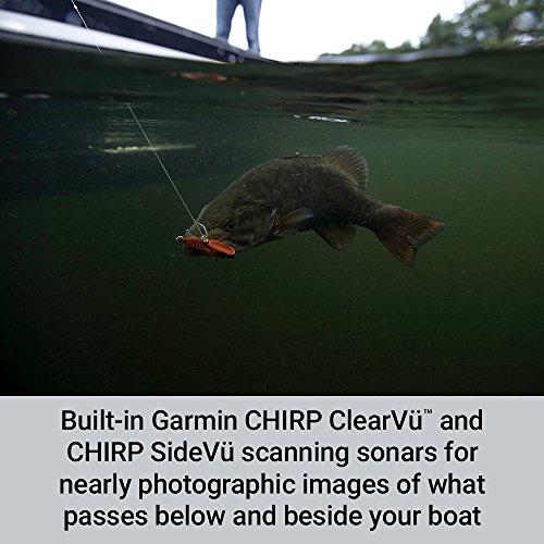 519lStuW70L - Garmin echoMAP CHIRP 54cv with transducer, 010-01799-01