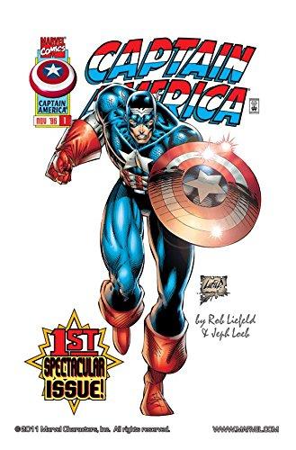 Captain America (1996-1998) -