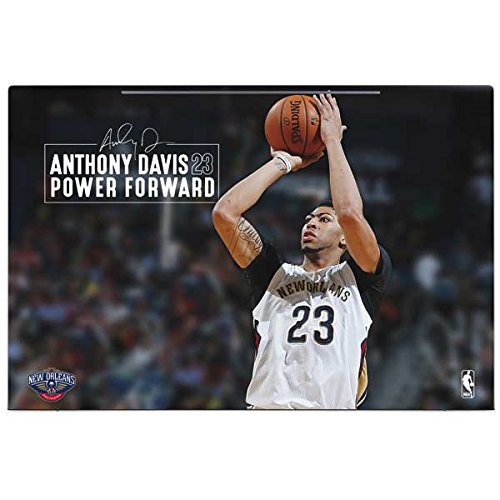 Skinit NBA New Orleans Pelicans Envy 17t (2018) Skin - Anthony Davis #23 New Orleans Pelicans Power Forward Design - Ultra Thin, Lightweight Vinyl Decal Protection by Skinit (Image #1)