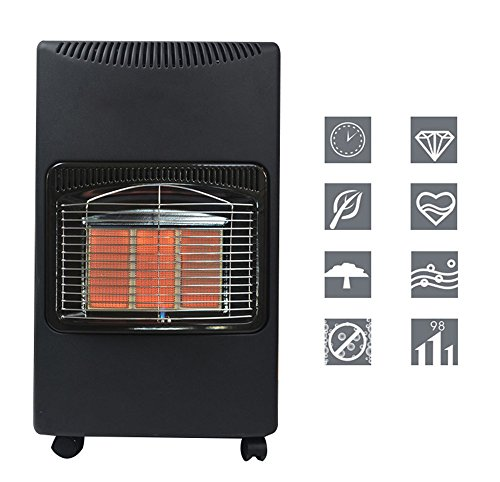 Ovovo Portable Indoor Safe Gas Heater 4100W
