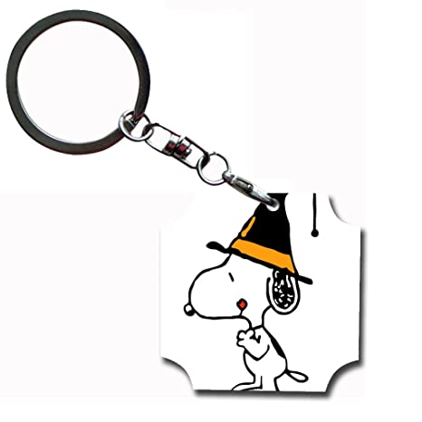 Amazon.com: Generic Funny Key Chain Designing With Snoopy ...