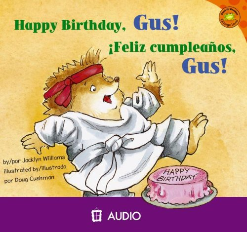 Amazon.com: Happy Birthday, Gus!/Feliz Cumpleanos, Gus ...