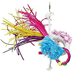 Prevue Pet Products Tropical Teasers Dynamo Bird Toy, Multicolor