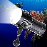 FidgetFidget Light Underwater LED Photography Video Fill Scuba Diving Flashlight Torch Lamp