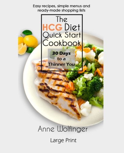 hCG Diet Quick Start Cookbook product image