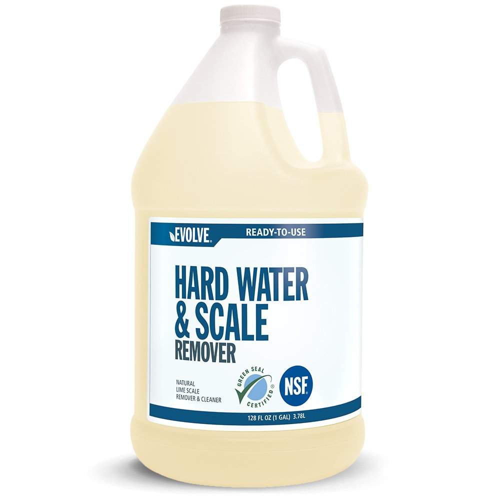 Evolve All Natural Hard Water & Scale Remover, 1 gal by Pristine HD (Image #1)