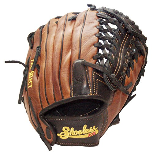 Shoeless Joe 100% Leather Baseball Vintage Glove PRO SERIES Modified Trap (11.5